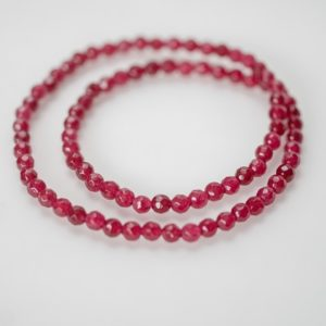 AmalaJewelry - Red Agate