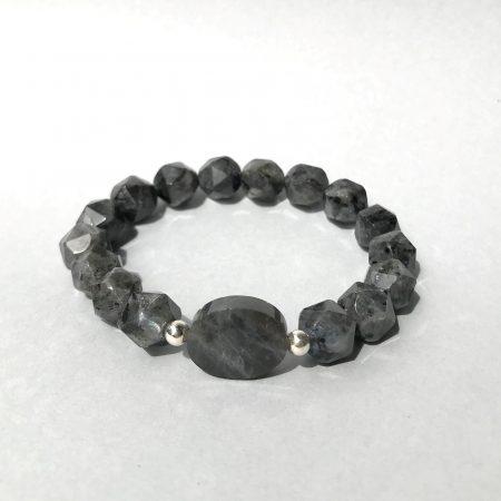 Лабрадорит Светлина - AmalaJewelry, гривни от естествени камъни Амала