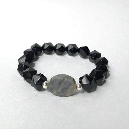 Оникс Увереност - AmalaJewelry, гривни от естествени камъни Амала